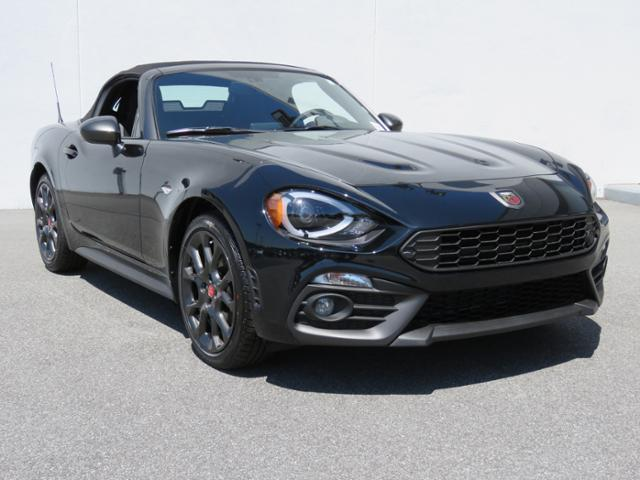 2017 FIAT 124 Spider for sale at Vehicle Network, LLC - Alfa Romeo Fiat of the Triad in Greensboro NC