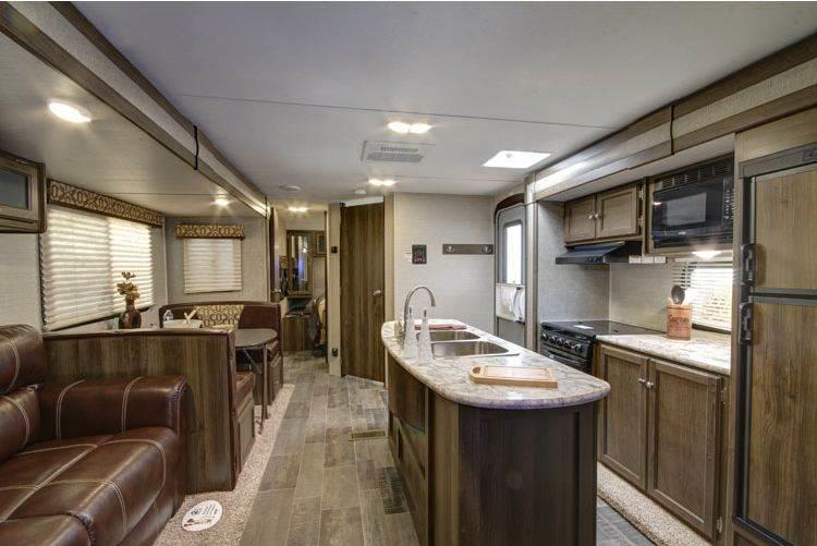 2017 Keystone Bullet 330BHS for sale at Vehicle Network, LLC - S & M Wheelestate Sales Inc in Princeton NC