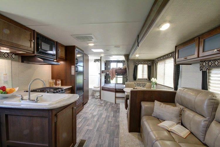 2017 Keystone Bullet 272BHS for sale at Vehicle Network, LLC - S & M Wheelestate Sales Inc in Princeton NC
