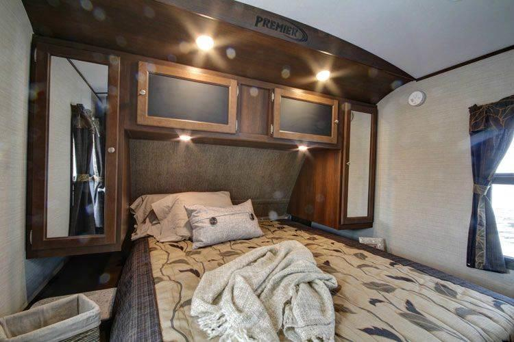 2017 Keystone Bullet Premier 34BHPR for sale at Vehicle Network, LLC - S & M Wheelestate Sales Inc in Princeton NC