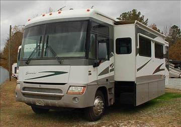 2005 Itasca Suncruiser 35U for sale at Vehicle Network, LLC - S & M Wheelestate Sales Inc in Princeton NC