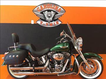 2013 Harley-Davidson FLSTN SOFTAIL DELUXE for sale at Vehicle Network, LLC - Carolina V-Twin in Greenville NC