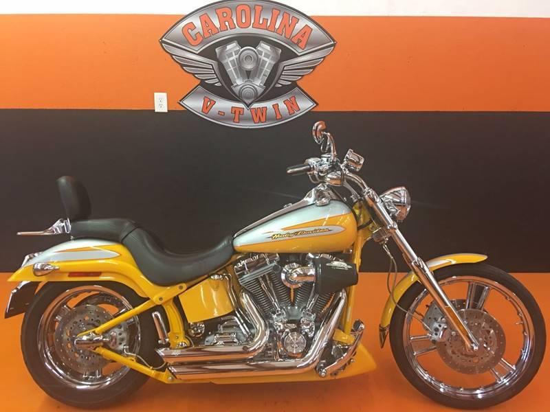 RPMWired.com car search / 2004 Harley Davidson FXSTDSE2 DEUCE SE CVO