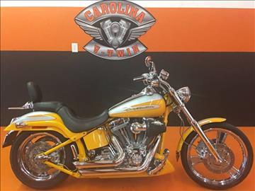 2004 Harley-Davidson FXSTDSE2 DEUCE SE CVO for sale at Vehicle Network, LLC - Carolina V-Twin in Greenville NC