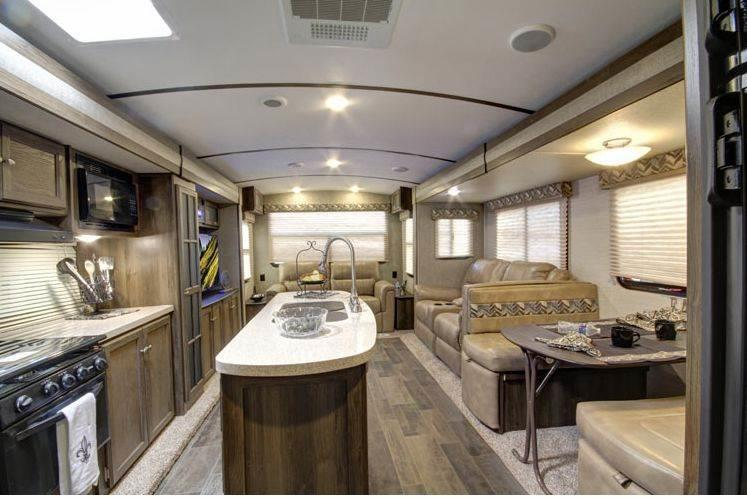2018 Keystone Premier 30RIPR for sale at Vehicle Network, LLC - S & M Wheelestate Sales Inc in Princeton NC
