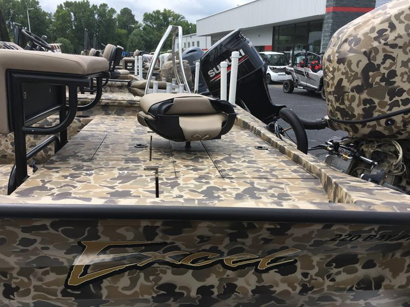 2017 Excel 220 BAY PRO for sale at Vehicle Network, LLC - Performance East, INC. in Goldsboro NC