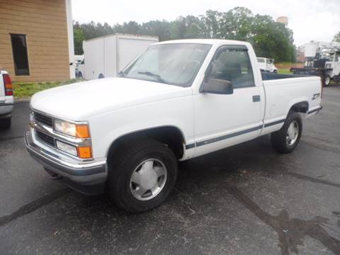 1997 CHEVROLET Z71 for sale at Vehicle Network, LLC - The Truck Connection in Albemarle NC