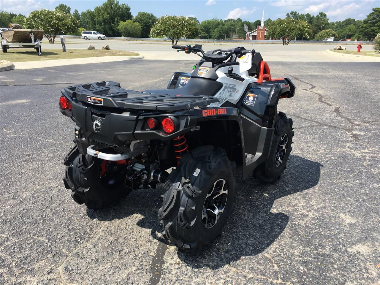 2017 Can-Am Outlander X mr 650 for sale at Vehicle Network, LLC - Performance East, INC. in Goldsboro NC