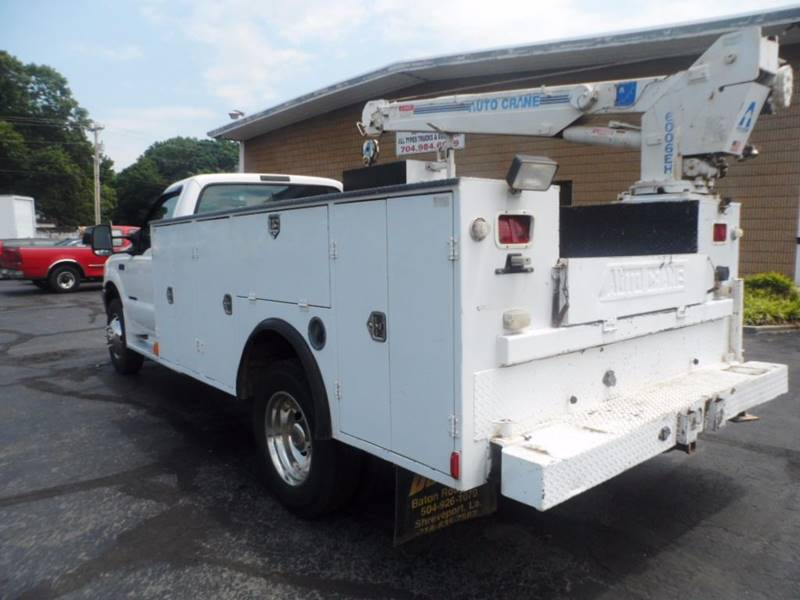 2000 FORD	 F550 for sale at Vehicle Network, LLC - The Truck Connection in Albemarle NC