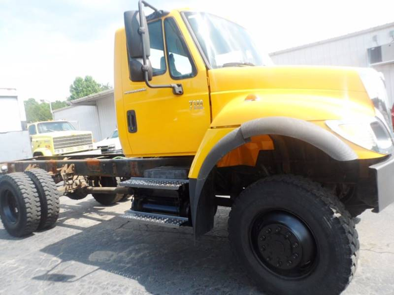 2006 International 7300 for sale at Vehicle Network, LLC - The Truck Connection in Albemarle NC