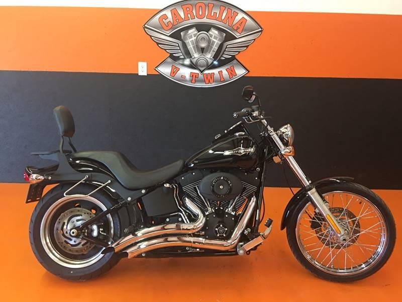 RPMWired.com car search / 2008 Harley Davidson FXSTB NIGHT TRAIN
