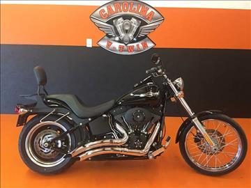 2008 Harley-Davidson FXSTB NIGHT TRAIN for sale at Vehicle Network, LLC - Carolina V-Twin in Greenville NC