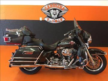 2006 Harley-Davidson FLHTCUI ULTRA CLASSIC for sale at Vehicle Network, LLC - Carolina V-Twin in Greenville NC