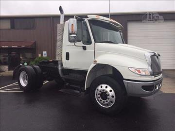 2005 International 8500 for sale at Vehicle Network, LLC - Phelps Truck Sales in Wilmington NC