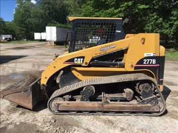 2007 Caterpillar 277B for sale at Vehicle Network, LLC - Ironworks Trading Corporation in Norfolk VA