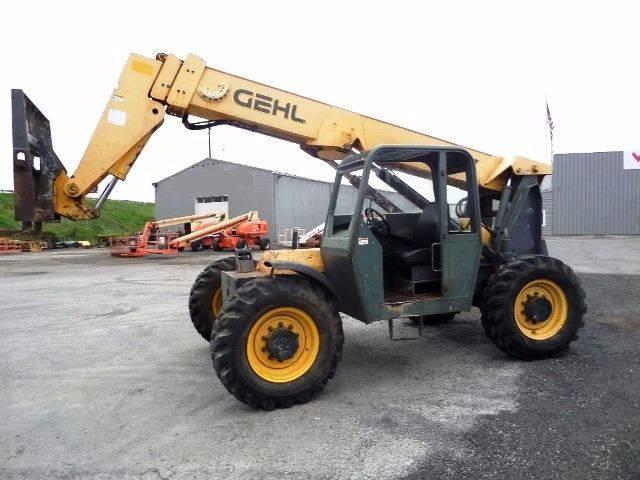 2005 Gehl Telehandler RS 842 for sale at Vehicle Network, LLC - Ironworks Trading Corporation in Norfolk VA