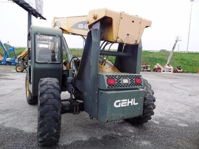 2005 Gehl RS 842 for sale at Vehicle Network, LLC - Ironworks Trading Corporation in Norfolk VA