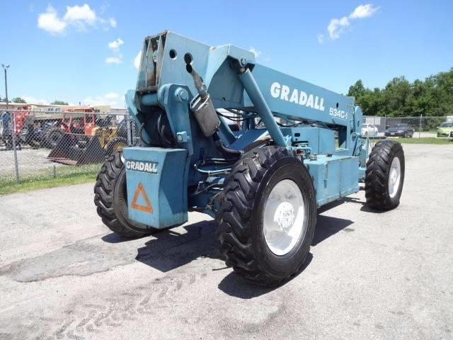 2003 Gradall 534C-9 for sale at Vehicle Network, LLC - Ironworks Trading Corporation in Norfolk VA