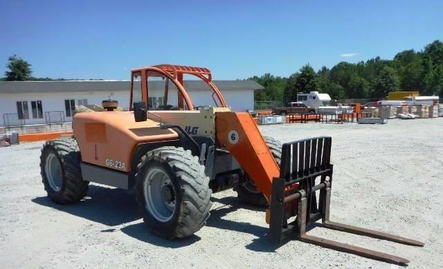 2007 JLG G623A for sale at Vehicle Network, LLC - Ironworks Trading Corporation in Norfolk VA