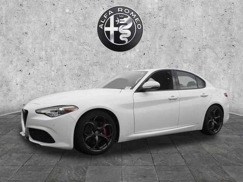 2017 Alfa Romeo Giulia for sale at Vehicle Network, LLC - Alfa Romeo Fiat of the Triad in Greensboro NC