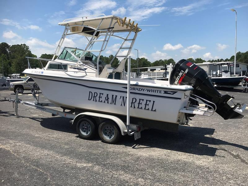 1989 Grady-White OVERNIGHTER 20 for sale at Vehicle Network, LLC - Performance East, INC. in Goldsboro NC