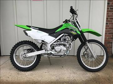2018 Kawasaki KLX 140L for sale at Vehicle Network, LLC - Ron Ayers Motorsports in Greenville NC