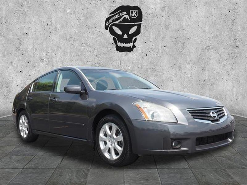 2007 Nissan Maxima for sale at Vehicle Network, LLC - Alfa Romeo Fiat of the Triad in Greensboro NC