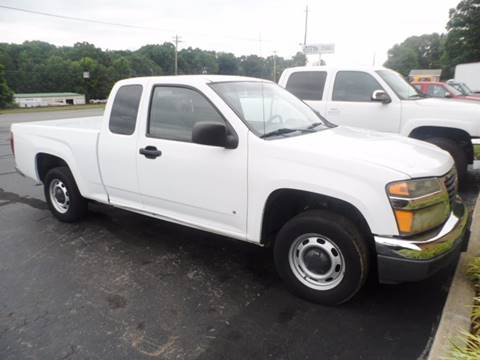 2007 GMC  CANYON  for sale at Vehicle Network, LLC - The Truck Connection in Albemarle NC
