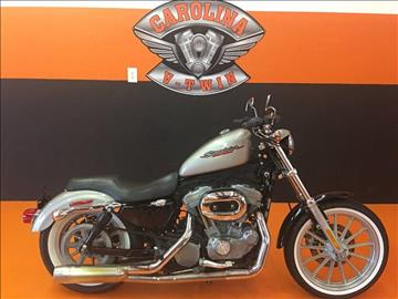 2007 Harley-Davidson Sportster for sale at Vehicle Network, LLC - Carolina V-Twin in Greenville NC