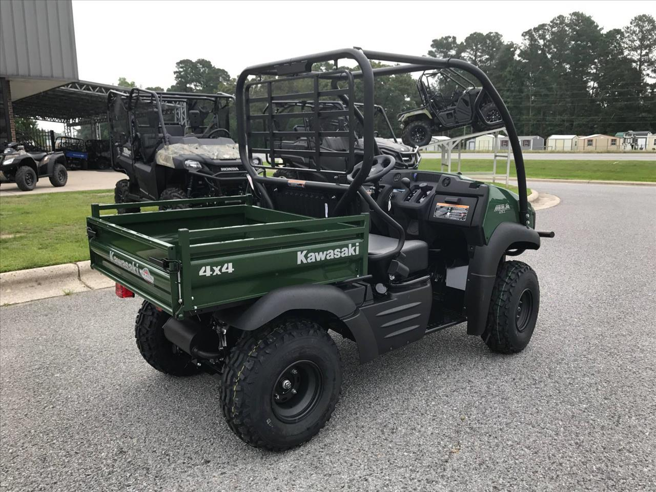 2018 Kawasaki Mule SX 4X4 for sale at Vehicle Network, LLC - Ron Ayers Motorsports in Greenville NC