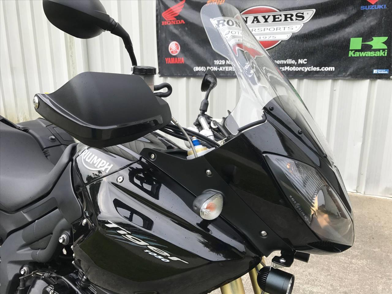 2010 Triumph Tiger 1050 for sale at Vehicle Network, LLC - Ron Ayers Motorsports in Greenville NC