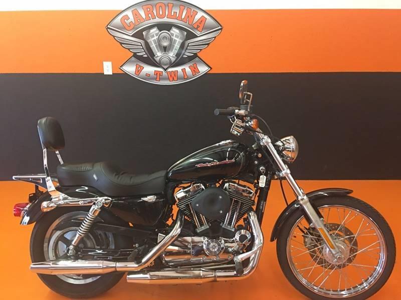 RPMWired.com car search / 2007 Harley Davidson XL 1200 C