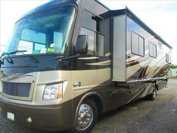 2012 Thor Industries Challenger 36FD for sale at Vehicle Network, LLC - S & M Wheelestate Sales Inc in Princeton NC