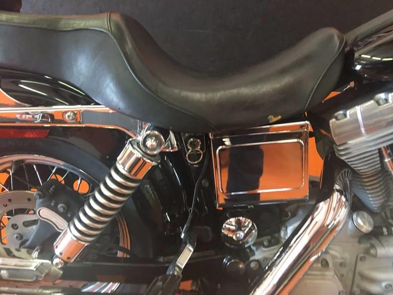 2005 Harley-Davidson FXD DYNA SUPER GLIDE for sale at Vehicle Network, LLC - Carolina V-Twin in Greenville NC