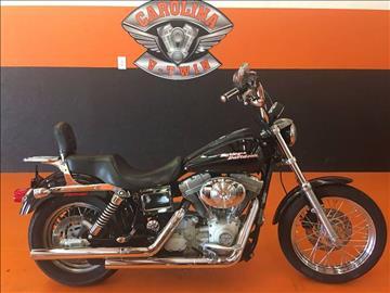 2005 Harley-Davidson FXD DYNA SUPER GLIDE for sale at Vehicle Network, LLC - Carolina V-Twin in Greenville NC