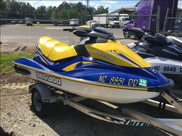 2006 Sea-Doo GTI SE for sale at Vehicle Network, LLC - Performance East, INC. in Goldsboro NC
