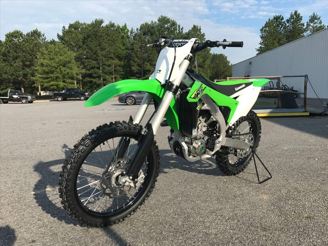2018 Kawasaki KX 450F for sale at Vehicle Network, LLC - Ron Ayers Motorsports in Greenville NC