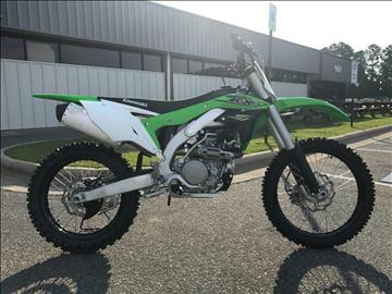 2018 Kawasaki KX 450F for sale at Vehicle Network, LLC - Ron Ayers Motorsports in Greenville NC