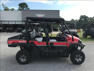 2018 Kawasaki Mule PRO-FXT EPS LE for sale at Vehicle Network, LLC - Ron Ayers Motorsports in Greenville NC