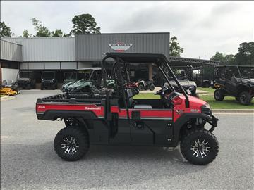 2018 Kawasaki Mule PRO-FX EPS LE for sale at Vehicle Network, LLC - Ron Ayers Motorsports in Greenville NC
