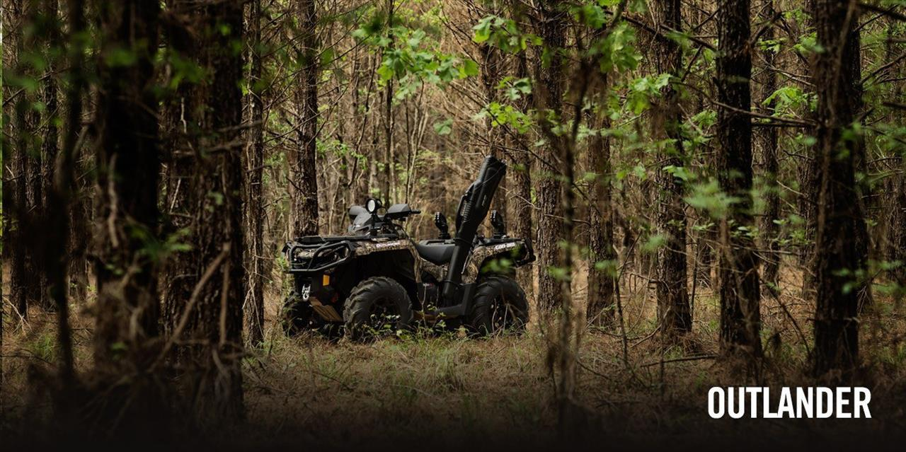 2017 Can-Am Outlander MAX 570 for sale at Vehicle Network, LLC - Performance East, INC. in Goldsboro NC