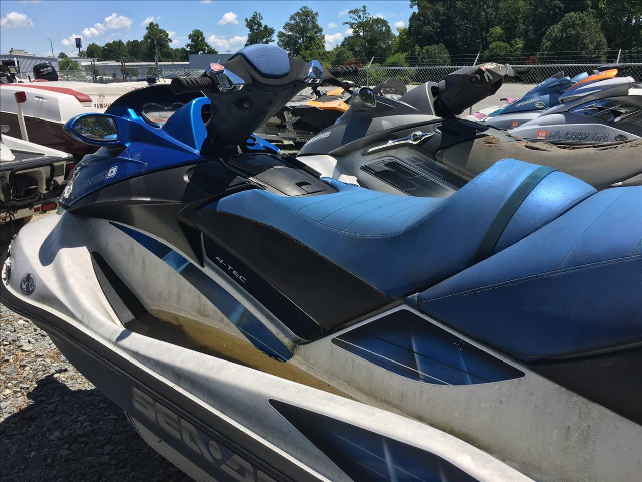 2007 Sea-Doo GTX 155 for sale at Vehicle Network, LLC - Performance East, INC. in Goldsboro NC