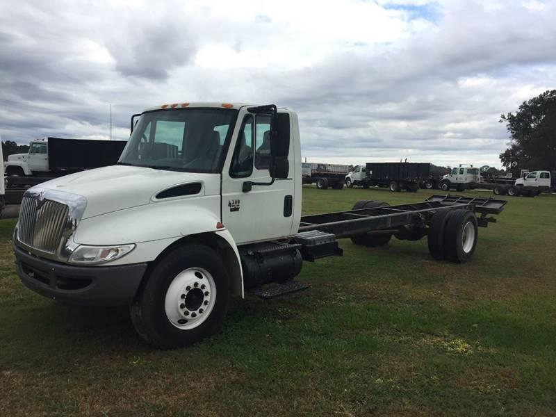 2006 International 4300 for sale at Vehicle Network, LLC - Fat Daddy's Truck Sales in Goldsboro NC
