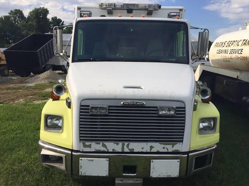 2002 Freightliner FL50 for sale at Vehicle Network, LLC - Fat Daddy's Truck Sales in Goldsboro NC