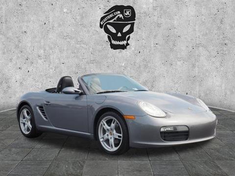 2006 Porsche Boxster for sale at Vehicle Network, LLC - Alfa Romeo Fiat of the Triad in Greensboro NC