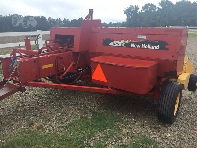 2006 New Holland 575 for sale at Vehicle Network, LLC - Barnes Equipment in Sims NC