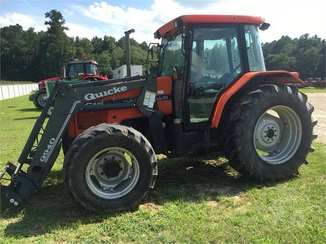 1997 Agco Allis 8745 for sale at Vehicle Network, LLC - Barnes Equipment in Sims NC