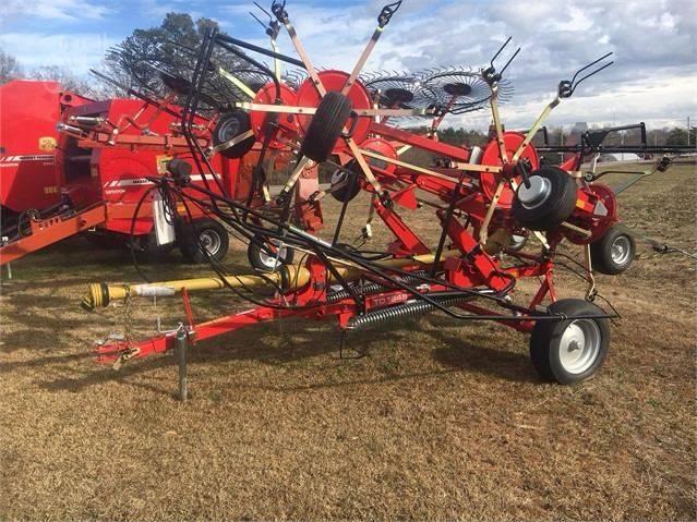 2017 Massey-Ferguson TD1648 for sale at Vehicle Network, LLC - Barnes Equipment in Sims NC