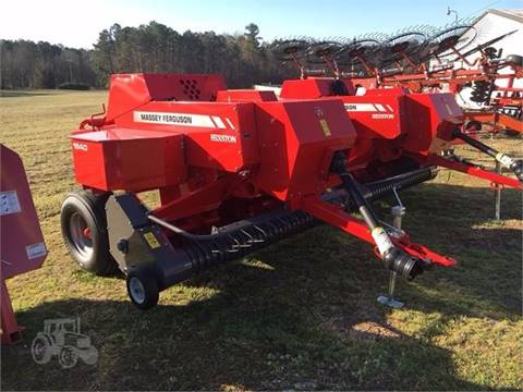 2017 Massey-Ferguson 1840 for sale at Vehicle Network, LLC - Barnes Equipment in Sims NC
