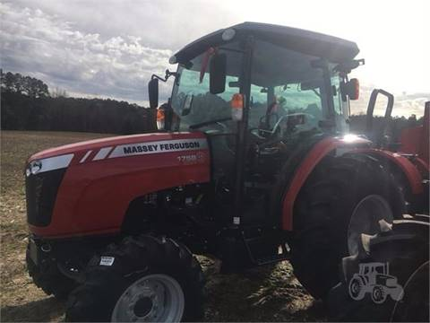 2017 Massey-Ferguson 1758 for sale at Vehicle Network, LLC - Barnes Equipment in Sims NC